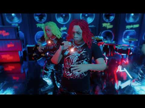 Trippie Redd – SAVE YOURSELF (Official Visualizer)