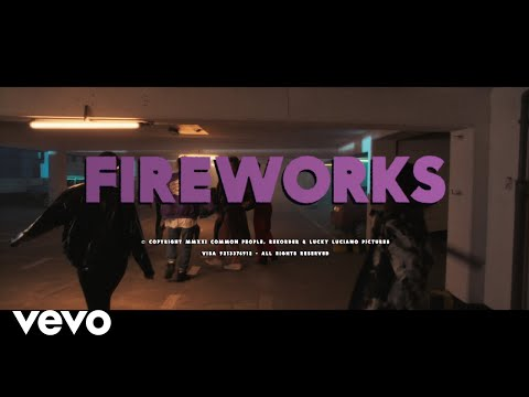 Fireworks (Ft. Moss Kena & The Knocks) - Official Video