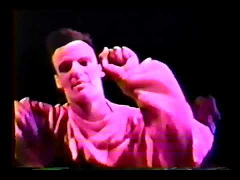 Vanilla Ice | Dancin' | Tyler, TX | 4/2/90