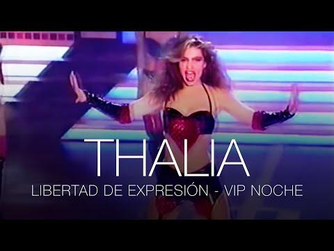 Thalia - Liberta De Expresion - VIP Noche - España 1991