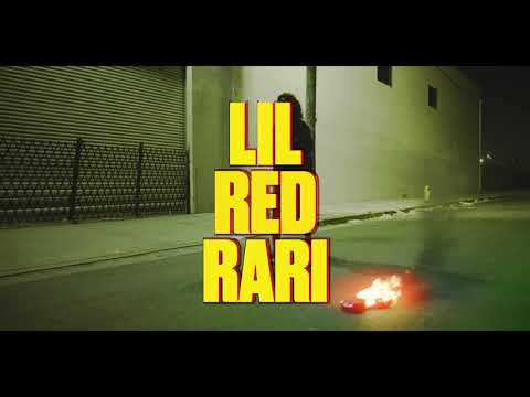 Kossisko - Lil Red Rari (Official Visualizer)