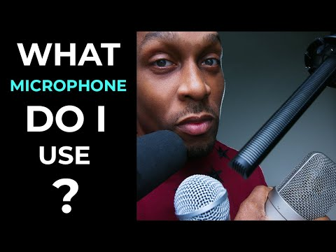 Lemar | What Microphone Do I use?
