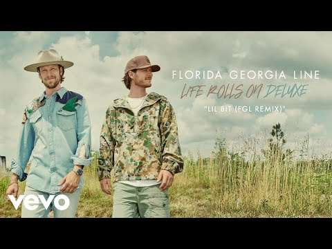 Nelly, Florida Georgia Line - Lil Bit (FGL Remix / Audio)