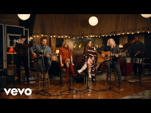 Little Big Town - Wine, Beer, Whiskey (Official Acoustic Video)