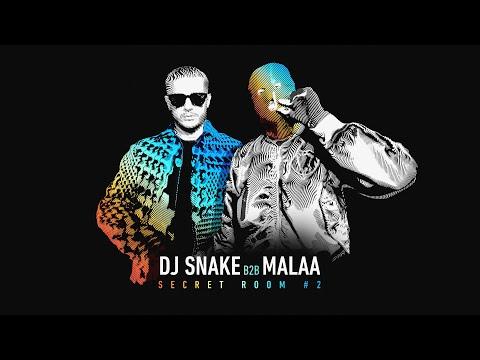 DJ SNAKE & MALAA - SECRET ROOM #2 LIVESTREAM