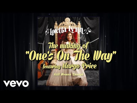 "Loretta Lynn - Behind The Scenes of ""One's On The Way"" ft. Margo Price"
