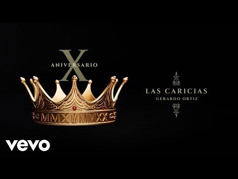 Gerardo Ortiz - Las Caricias (Audio)