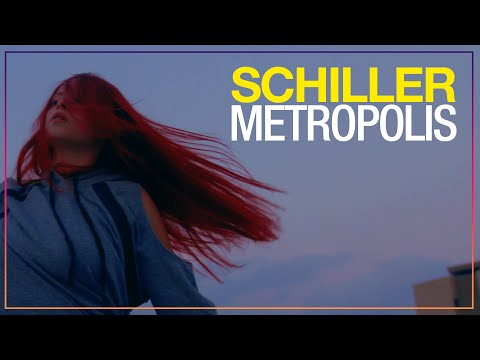 "SCHILLER: ""Metropolis"" // Official Video // 4K"