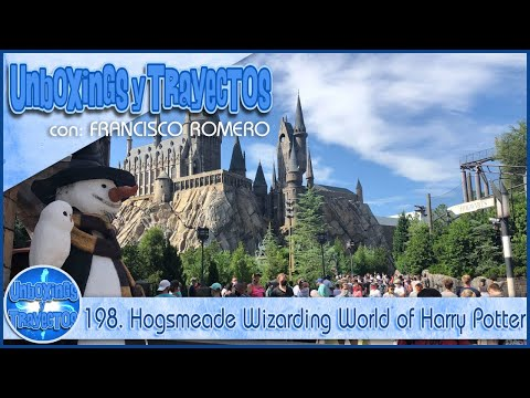 198. Hogsmeade Wizarding World of Harry Potter