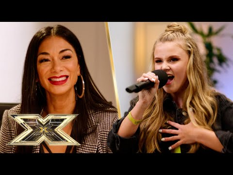 Judges 'LOVE' Jess Folley with this EXCEPTIONAL Audition! | The X Factor UK