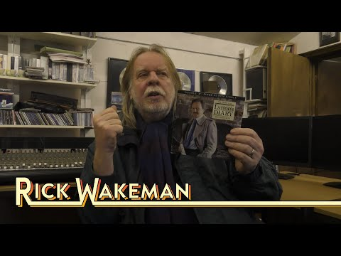 Rick Wakeman - Behind the Tracks: Lytton's Diary Theme Tune (Part 1)