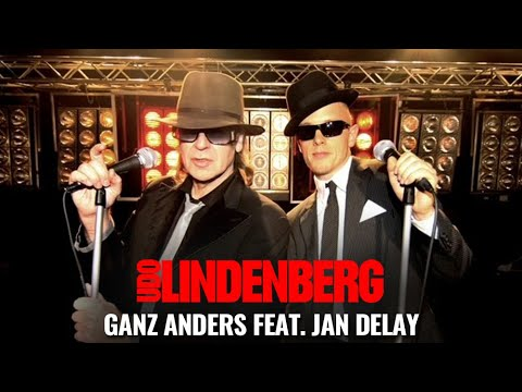 Udo Lindenberg - Ganz anders feat. Jan Delay (offizielles Video)