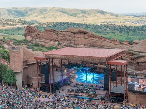 The String Cheese Incident - Live at Red Rocks - 7/21/19