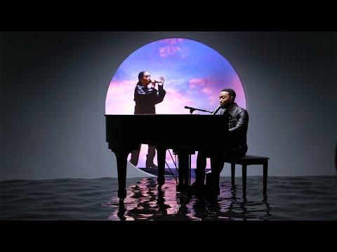 Faouzia & John Legend - Minefields (Live on The Today Show)