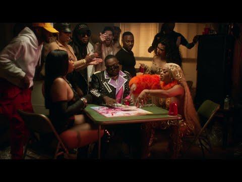 Saucy Santana - It's a Vibe (Ft. DreamDoll & LightSkinKeisha) [Official Music Video]