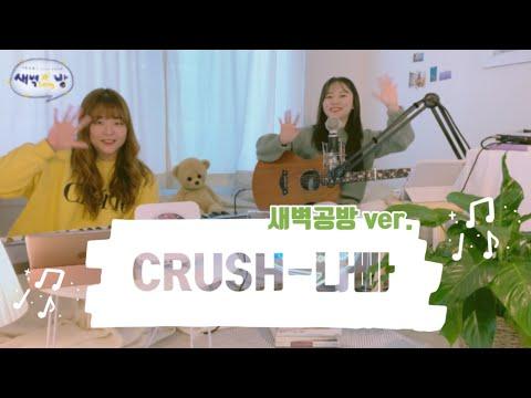 크러쉬(Crush) - 나빠(NAPPA) (Arranged by 새벽공방)