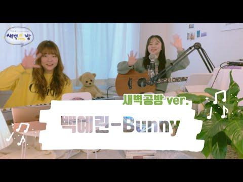 백예린 - Bunny (Arranged by 새벽공방)