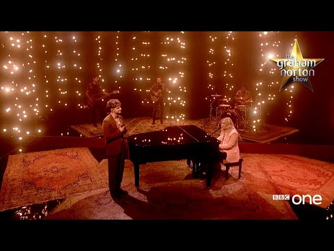 Ella Henderson & @Tom Grennan perform 'Let's Go Home Together' LIVE on Graham Norton (February 2021)