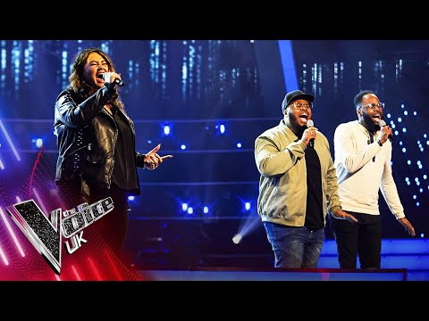 Jordan And Wesley VS Tascha Jerawan - 'Hello' | The Battles | The Voice UK 2021