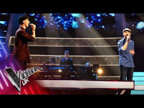 Joe Topping VS Alex Harry - 'Think Twice' | The Battles | The Voice UK 2021