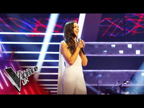 will.i.am steals Lauren Drew from Anne-Marie! | The Battles | The Voice UK 2021