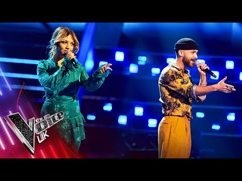 Chanel Yates VS Sweeney - 'Close' | The Battles | The Voice UK 2021