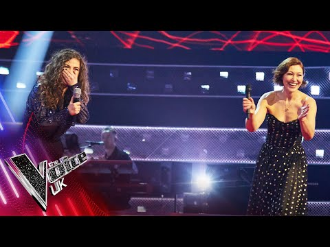Sir Tom Jones steals Leah Cobb from Olly Murs! | The Battles | The Voice UK 2021