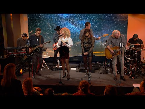 Little Big Town - Throw Your Love Away (YouTube Space NYC)
