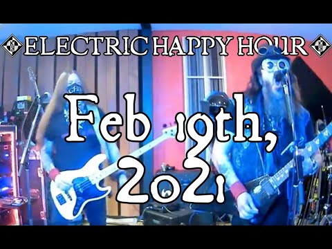 Electric Happy Hour - Feb 19th, 2021