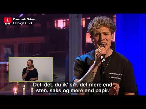Christopher - Sten Saks Papir (fra programmet Danmark Griner)