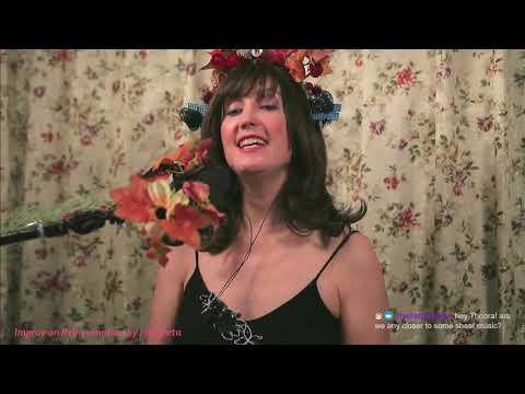 Albatross (♫ Live Improv on Twitch) Elizaveta