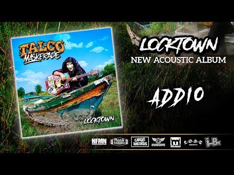 TALCO Maskerade - Addio (Video LYRIC)