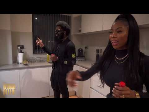 Afro B Discusses Joanna Success, His Place In the UK Scene & Leaving A Legacy #TheWunmiBelloShow