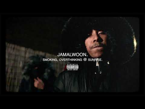 """Jamal Woon """"Smoking, Overthinking @ Sunrise"""" [Produced by SkeyezBeats] (Freestyle)"""