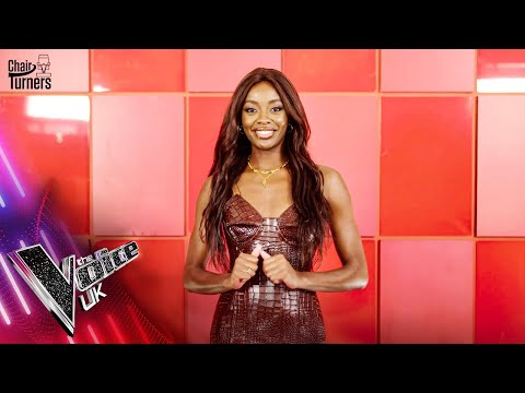 Chair Turners with AJ Odudu! | The Voice UK 2021