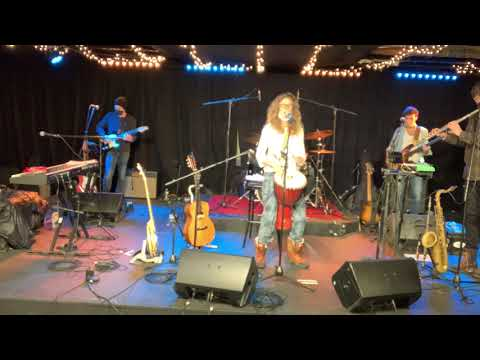 Ridgefield Playhouse Rehearsal | Sophie B. Hawkins | With Connecticut Band | February 2021