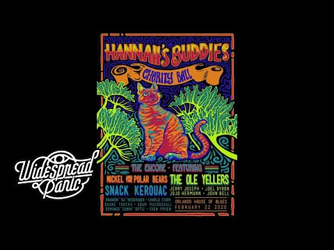 Hannah's Buddies 2020: Snack Kerouac