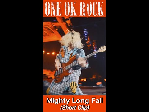 "Mighty Long Fall [Official Short Clip from ""EYE OF THE STORM"" JAPAN TOUR]"