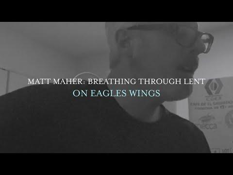 Matt Maher - On Eagle's Wings (Live from Matt's Studio)