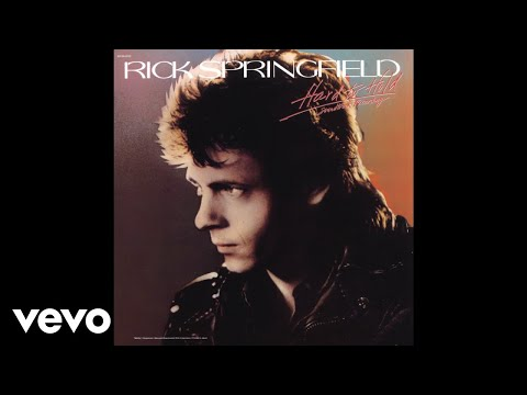 Rick Springfield - Taxi Dancing (Official Audio)