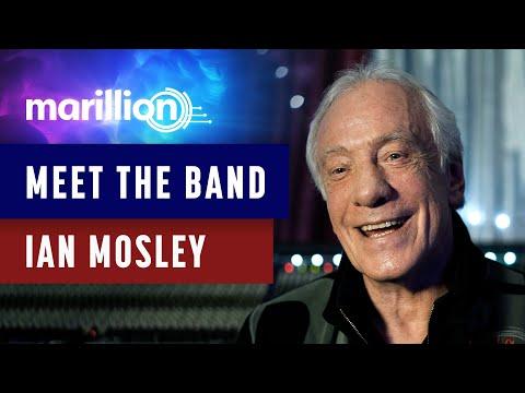 Marillion - Meet The Band 2021 - Ian Mosley