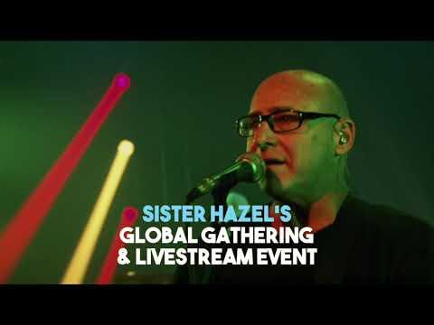 Sister Hazel - HazelWorld Livestream Concert Feb 27, 2021