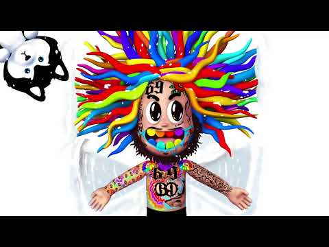 6ix9ine - ZAZA (Official Lyric Video)
