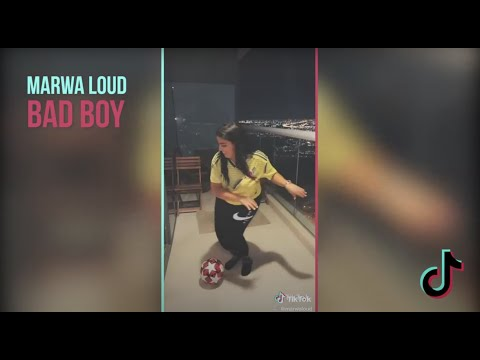 Bad Boy - Marwa Loud | TikTok compilation