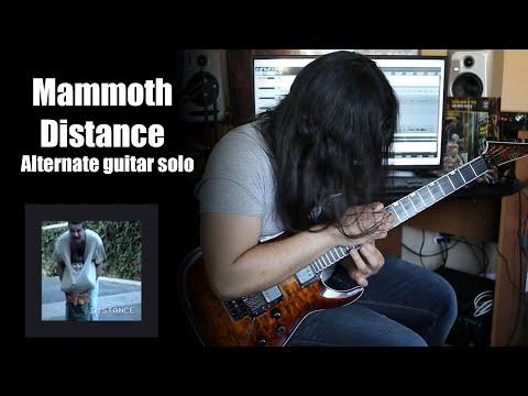 DISTANCE (MAMMOTH) by LUIS KALIL (Alternate version)