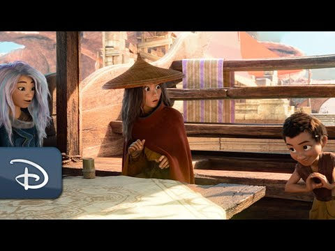 """Disney's """"Raya and the Last Dragon""""   Exclusive New Clip"""