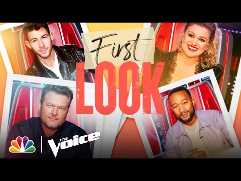 The Voice, Season 20: First Look - Nick Jonas Is Back!