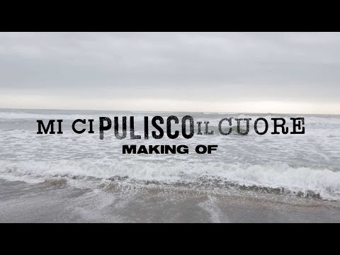 Ligabue - Mi ci pulisco il cuore (Making Of)