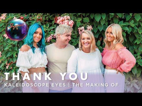 Kaleidoscope Eyes Album - Thank You - The Making Of