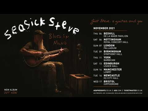 'Just Steve, A Guitar And You' Tour 2021 - NOVEMBER 2021